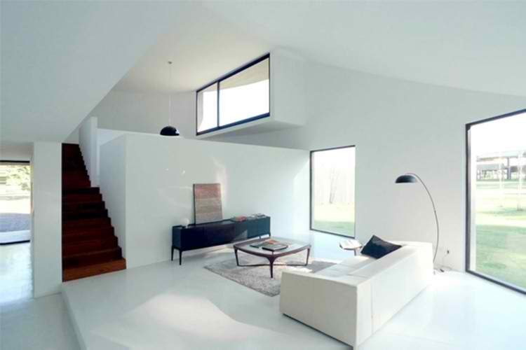escaleras madera decoracion auxiliar ventanas