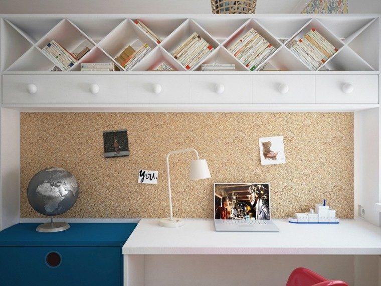 escritorio creativo varon casa esfera