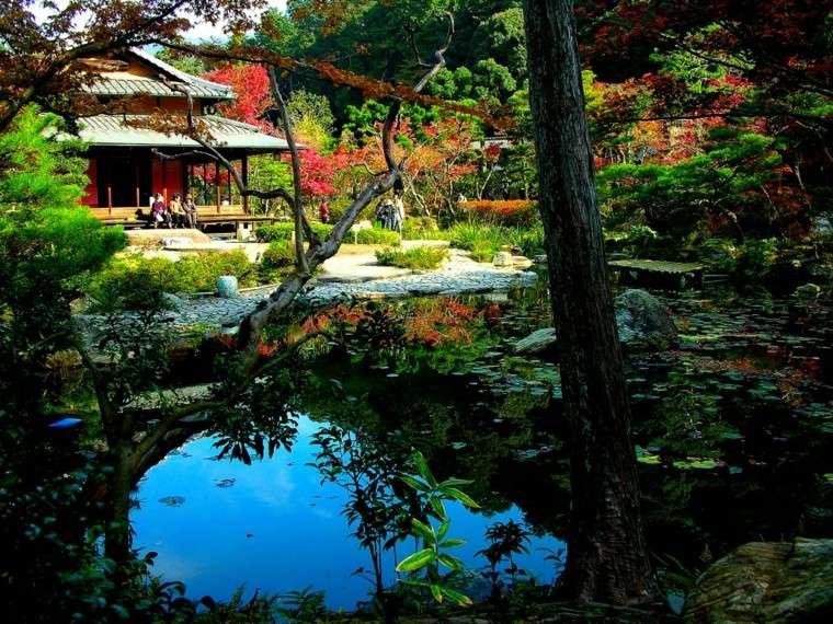 diseño jardin japones estilo diseño zen
