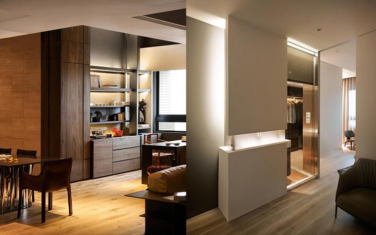 estilo masculino diseño moderno ideas salon