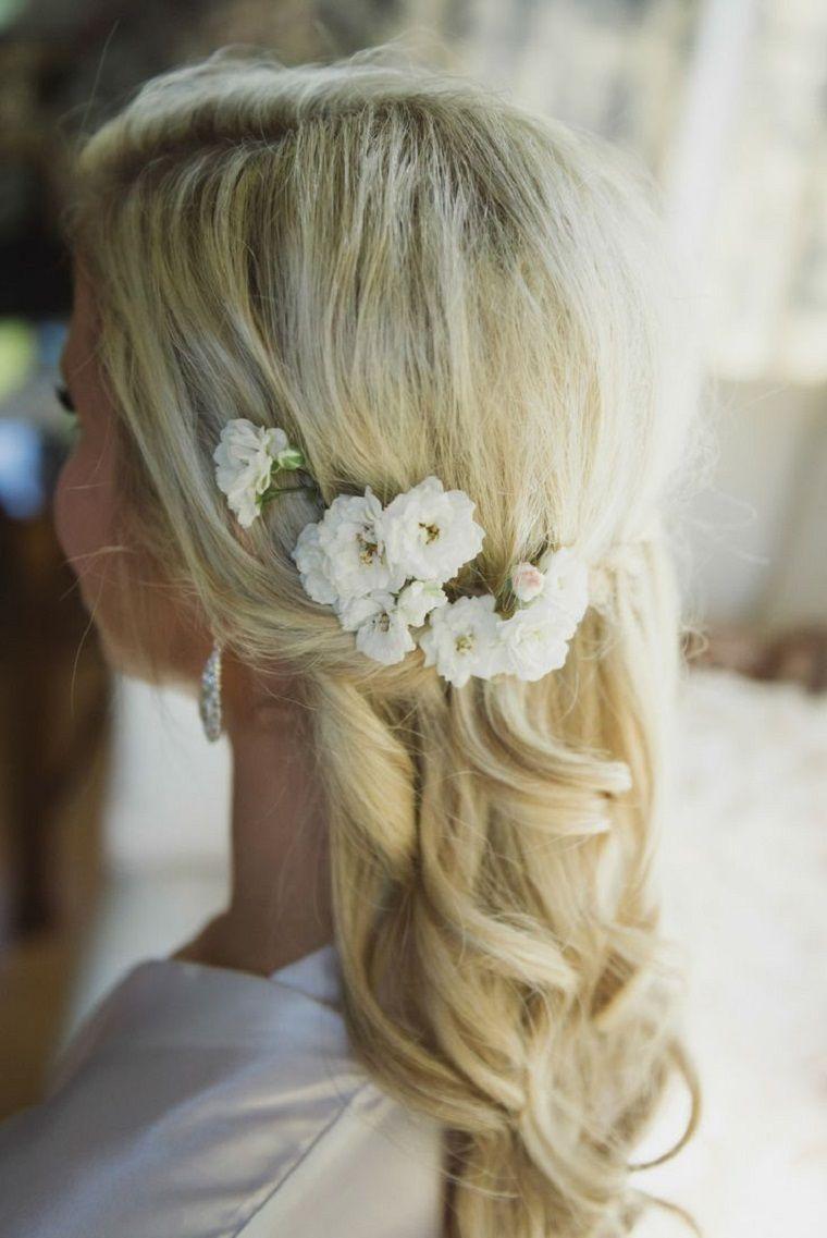 estilo novias peinados elegantes