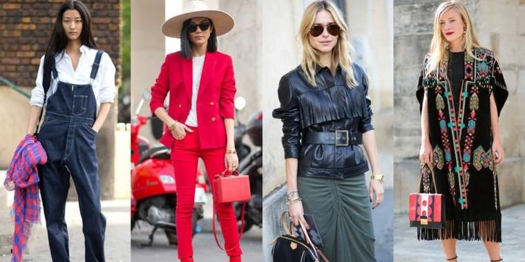 distintos estilos la moda