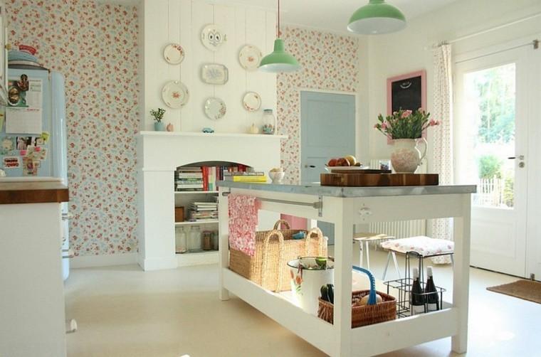 Papeles pintados para las paredes de la cocina - Papel para cocinas ...