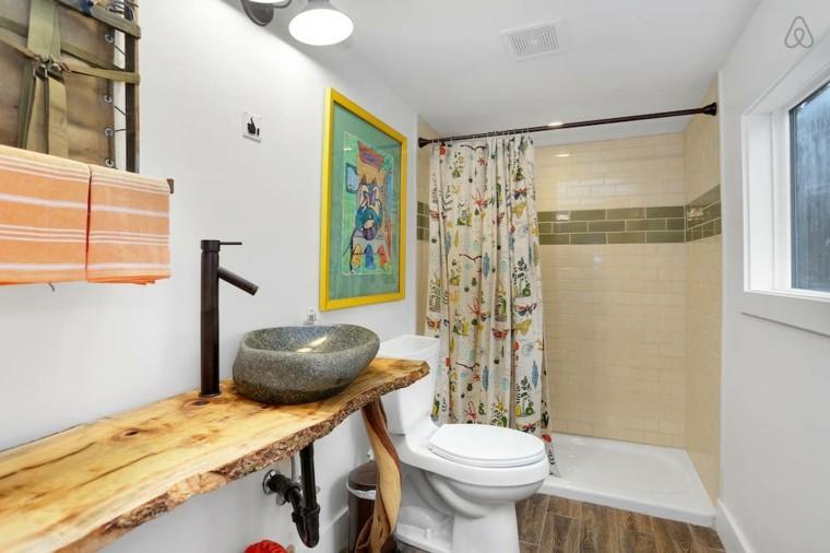 Baños Estilo Bohemio:Muebles de baño baratos para todos los gustos