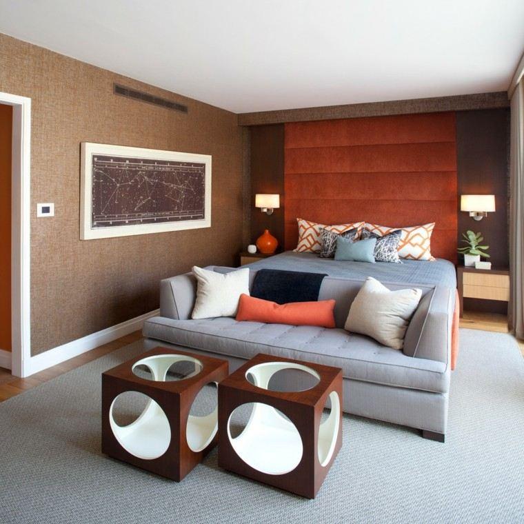 estupendo dormitorio soltero estilo moderno