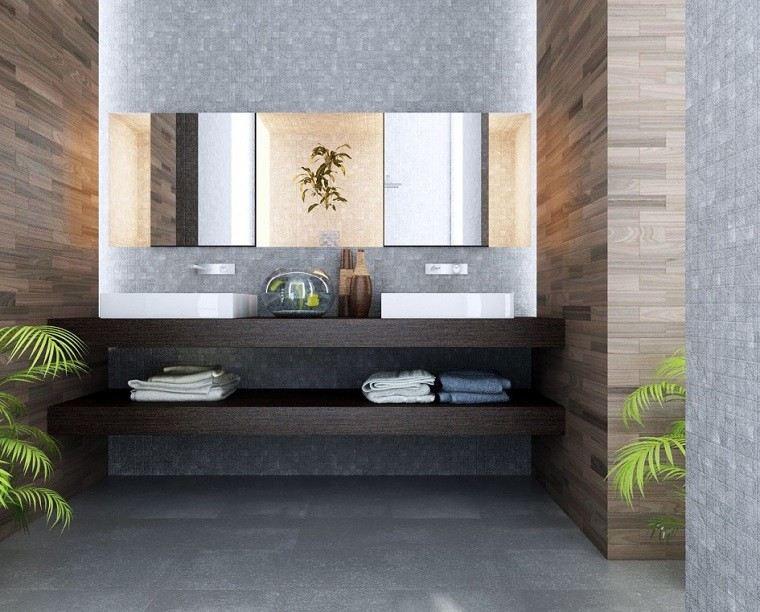 Baño Japones Moderno:Ducha en jardin – un placer más al alcance de tu mano