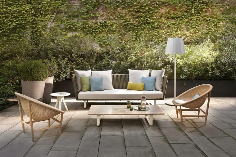 exterior porotex teka sofa diseño