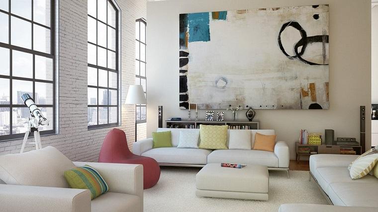 Fotos originales dise o de interiores detalles y m s for Poster arredo casa