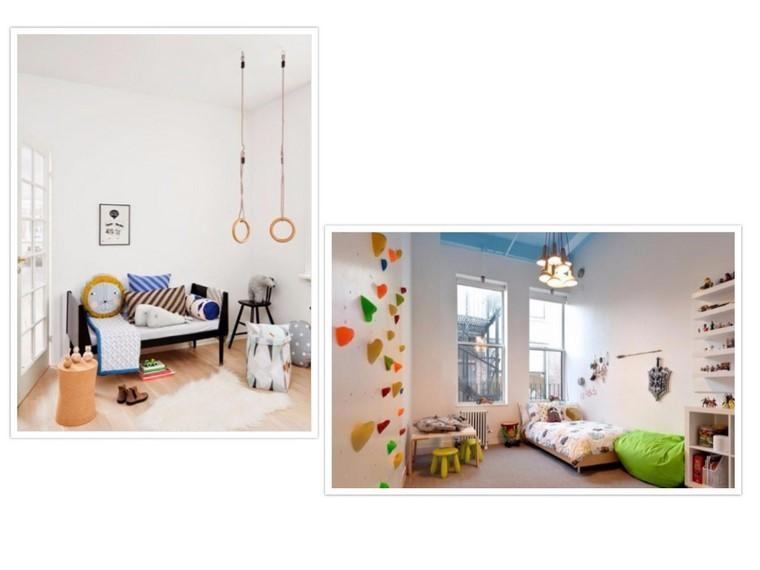 Guarderia con creatividad - habitaciones divertidas.