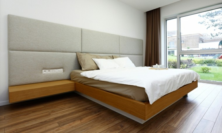 Habitaciones modernas para solteras y solteros for Habitaciones minimalistas