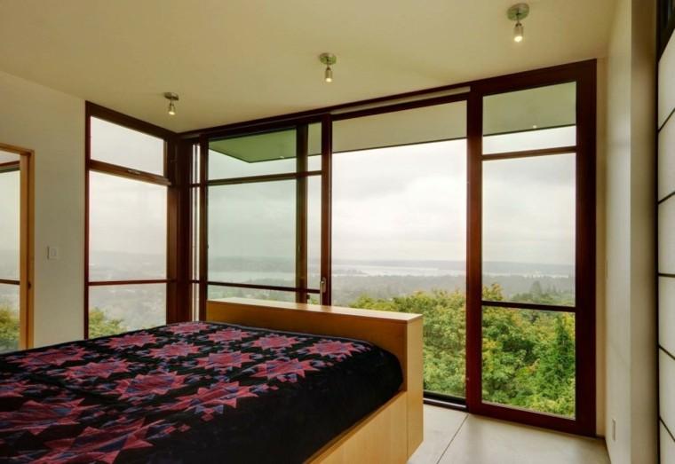 habitaciones modernas solteros vistas