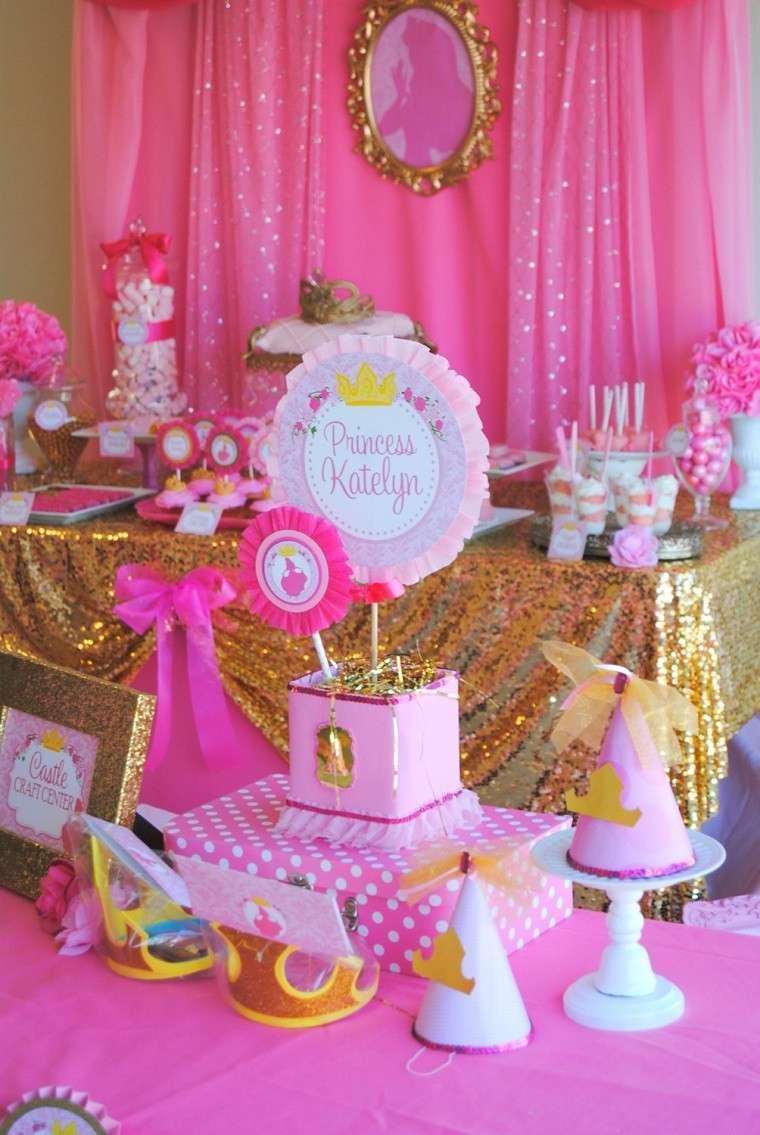 Fiestas infantiles sorprende a tu ni a en su d a especial for Ideas decoracion cumpleanos nina