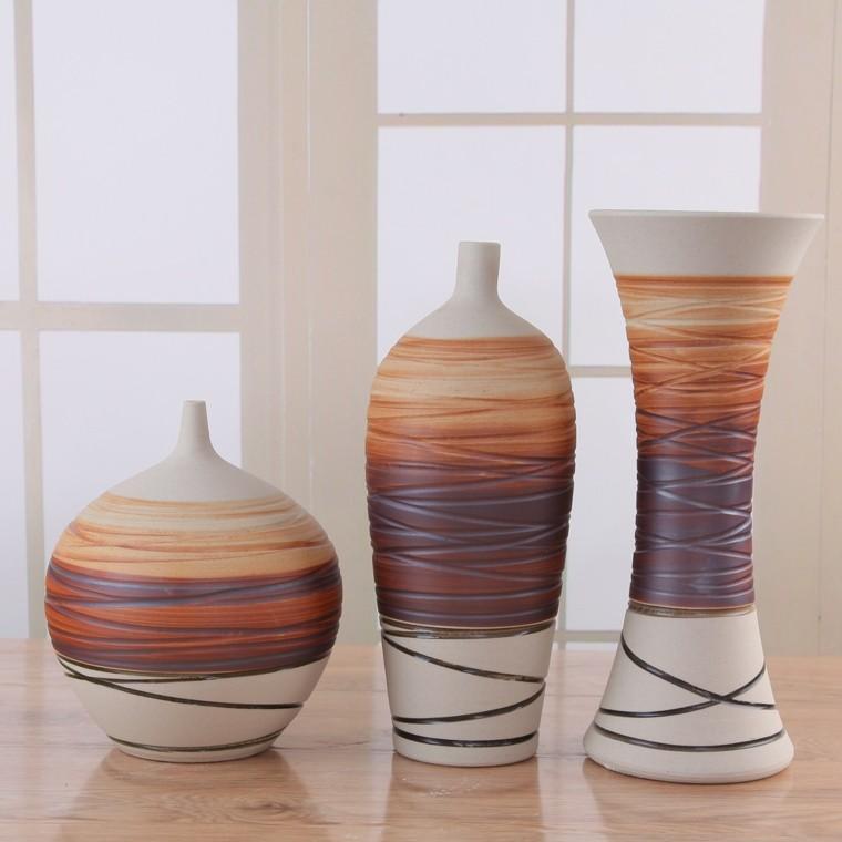 Decoracion jarrones grandes - Como decorar jarrones ...