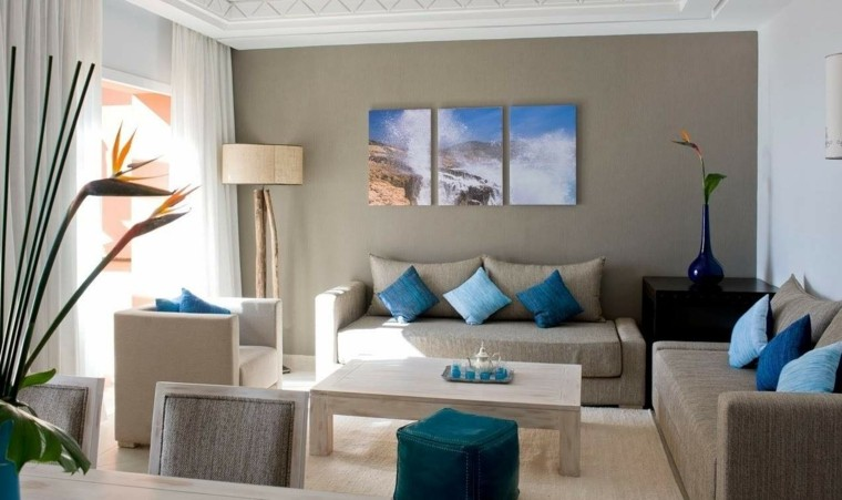 Ideas Para Decorar Salones Ultimas Tendencias - Objetos-para-decorar-un-salon