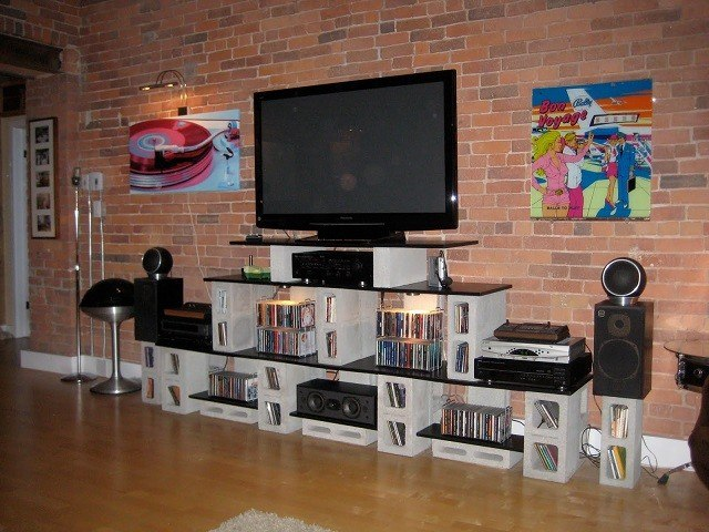 Ideas para muebles diy justos a tu medida - Ideas mueble tv ...