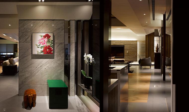 ideas paredes marmol cuadro moderno lujoso hogar
