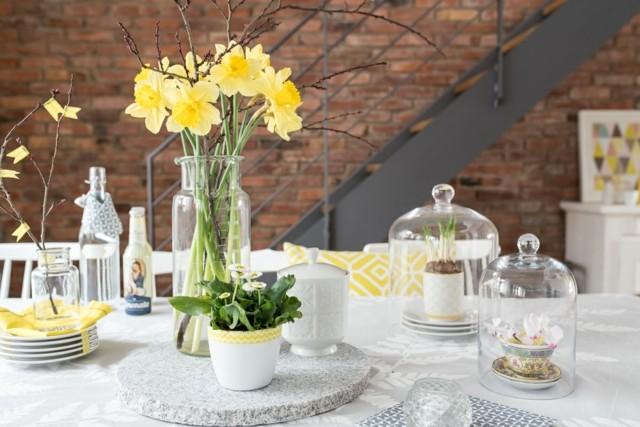 ideas primavera flores amarillas bonitas ramas