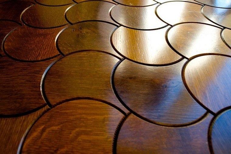 ideas suelo madera moderno interesante diseno