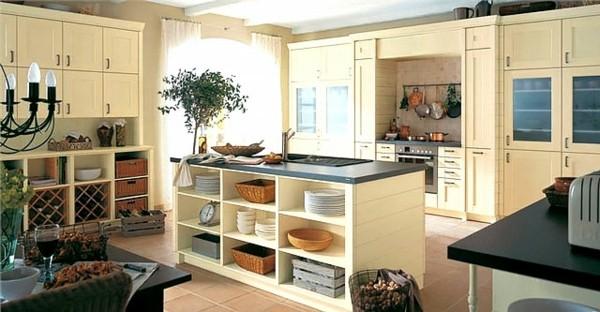Cocinas con isla multifuncional para todos los estilos - Cocina con isla central ...