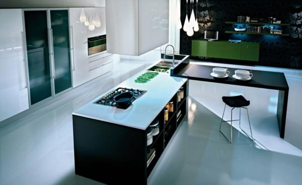 Cocinas con isla multifuncional para todos los estilos - Cocinas isla modernas ...