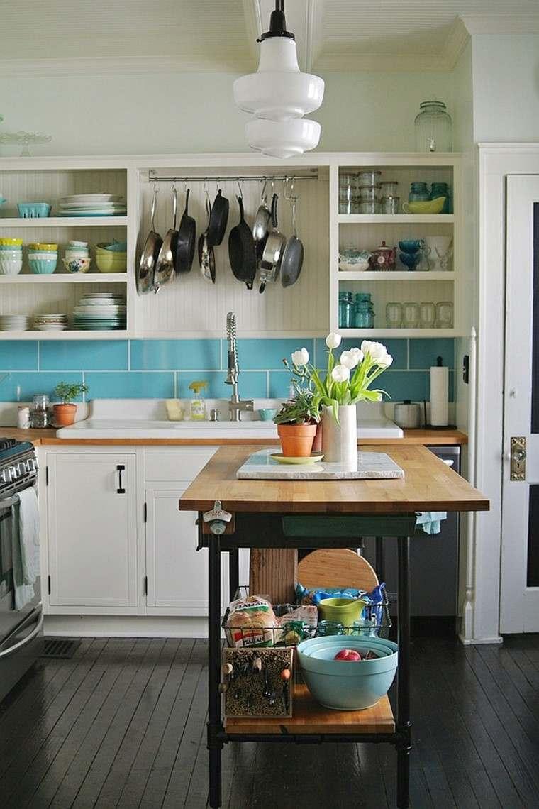 Islas De Cocina Para Espacios Pequeños ~ Sponey.com = Ideas de ...