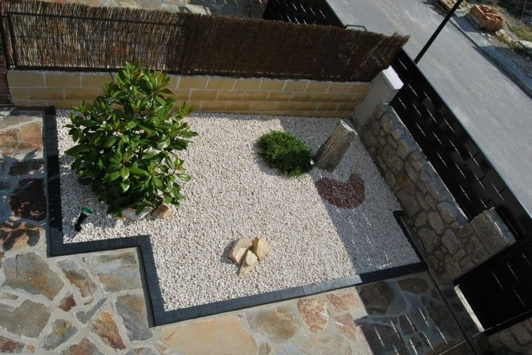 Piedras decorativas para tu jard n japon s - Hacer jardin zen ...
