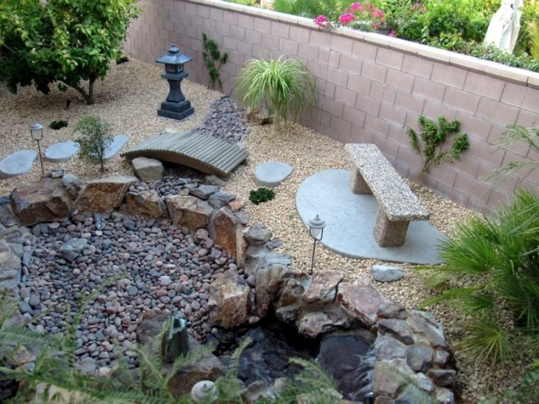 Dise o jardin japones para los espacios de exterior - Para que sirve un jardin zen ...