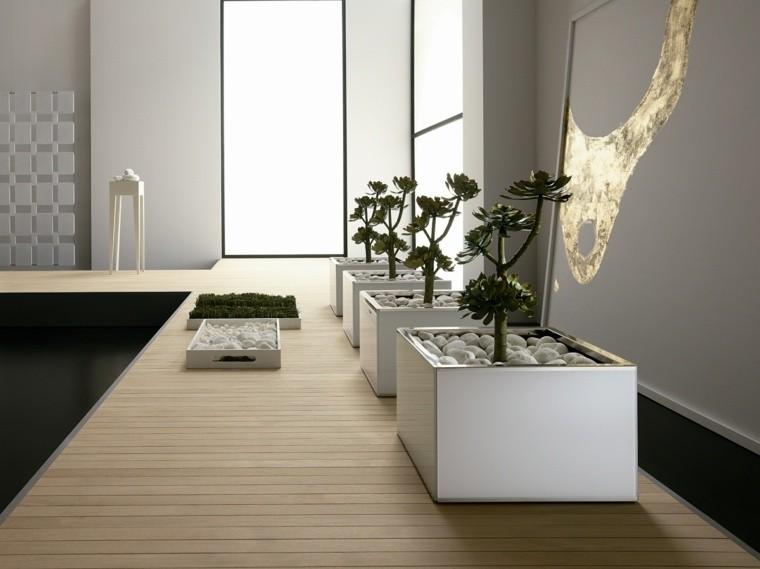 Jardineras Inmensamente Elegantes Y Funcionales - Jardinera-interior
