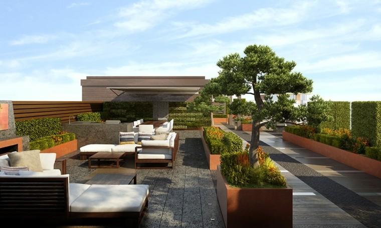 jardines de diseno modernos Patricia Fox ideas originales