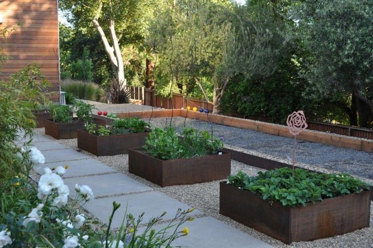 jardines orientales diseño estilo zen