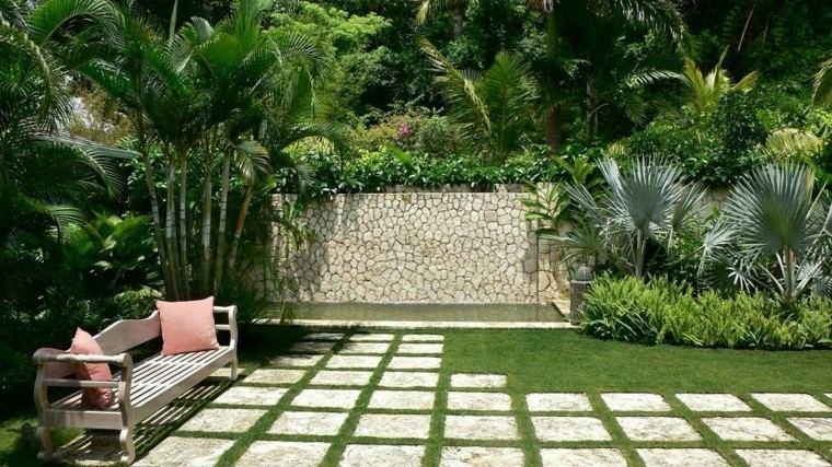 jardines pequeños diseño paisajista plantas