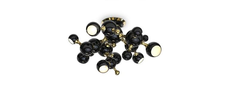 lampara modelo atomic perlas petroleo