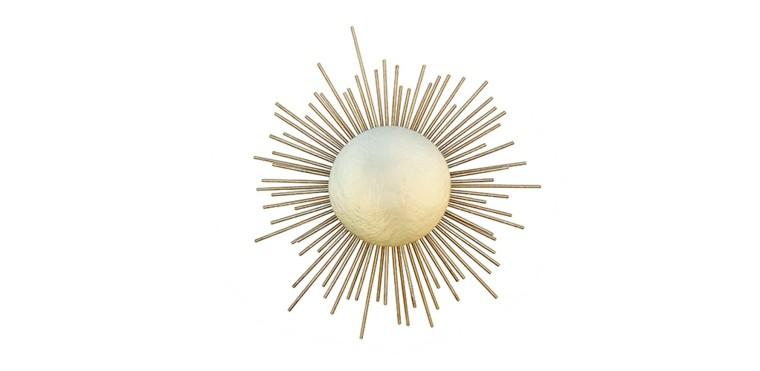 lampara modelo soleil diseños lujosos