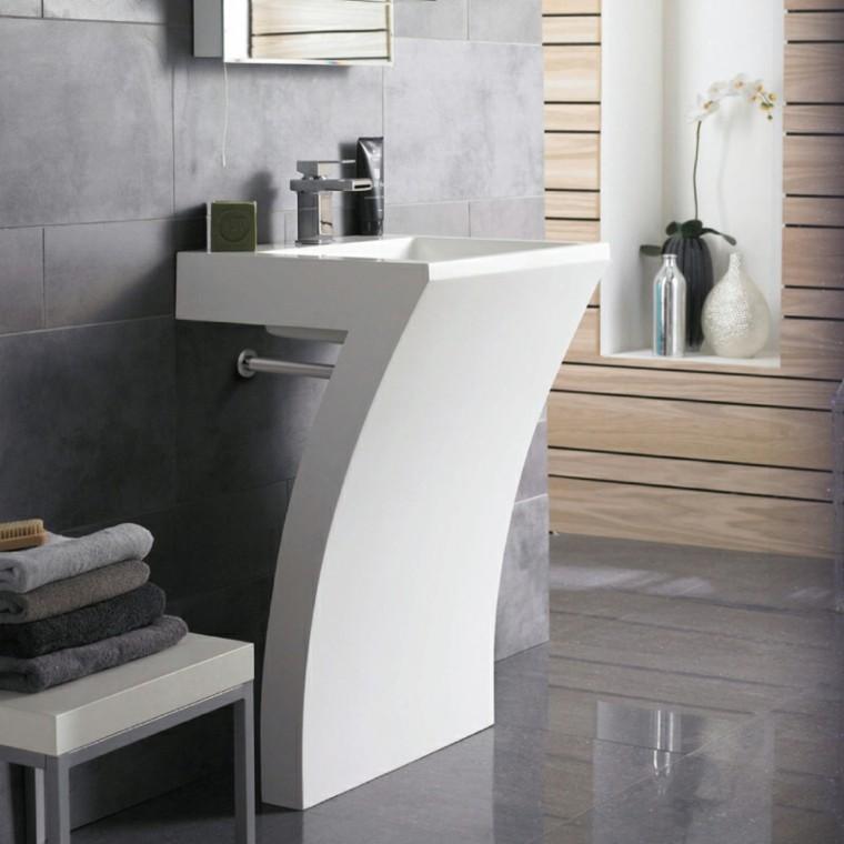 Muebles de ba o baratos para todos los gustos for Mueble lavabo moderno