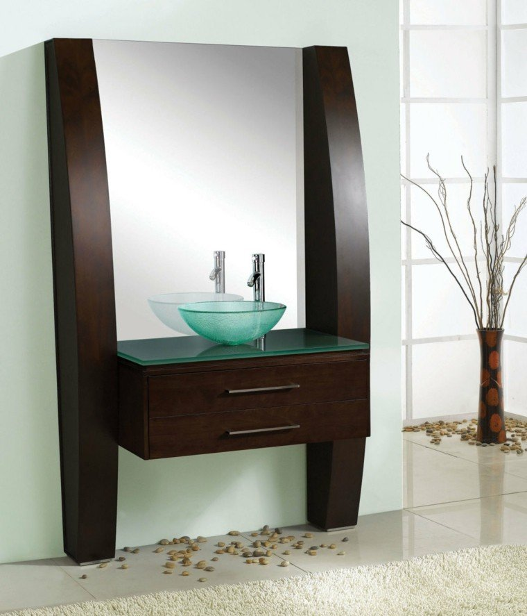 lavabo moderno muebles diseo baratos - Muebles Diseo Baratos