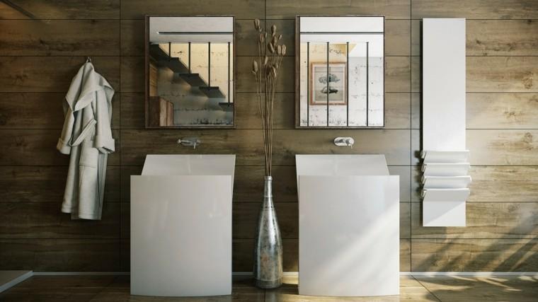 lavabos diseño moderno baño