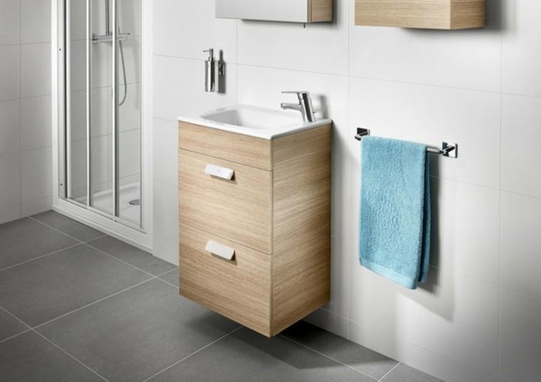 lavabos modernos estilo minimalista