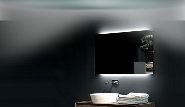 link baños lujosos modernos espejo