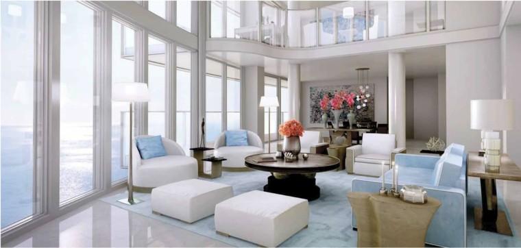 lujoso piso soltero luz ventanas
