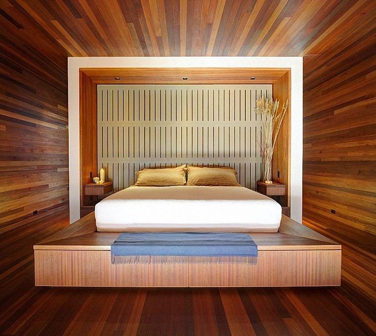madera moderno ideas diseño decoracion