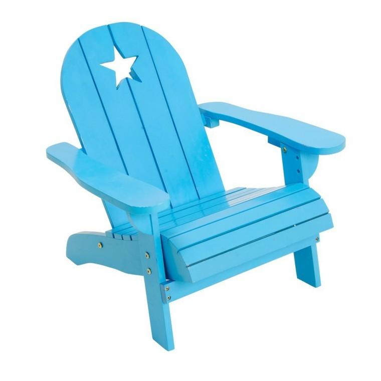 madera niños tradicional silla estrella