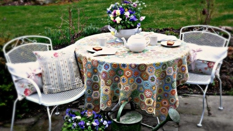 mantel precioso primavera ideas geniales tiempo modernas