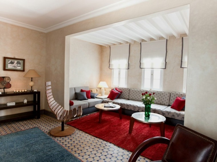 Marruecos inspira con estilo oriental para tu salón