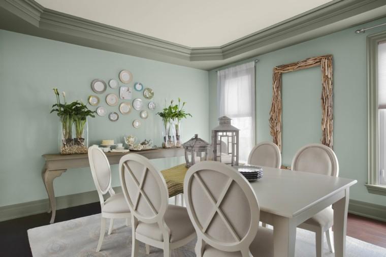 Mesas de comedor y sillas de comedor ideas excepcionales for Sillas de comedor blancas de madera