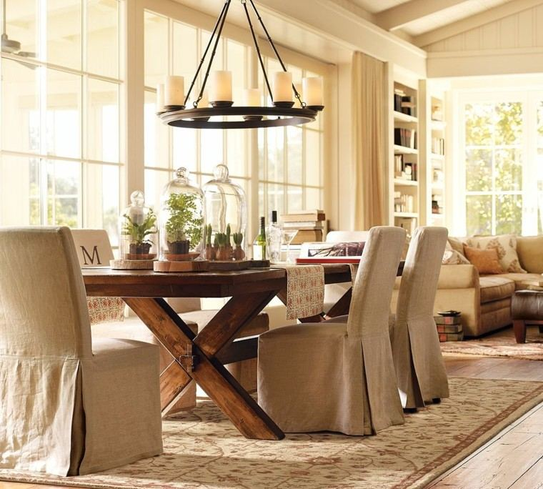 Mesas de comedor y sillas de comedor ideas excepcionales for Dinette area ideas