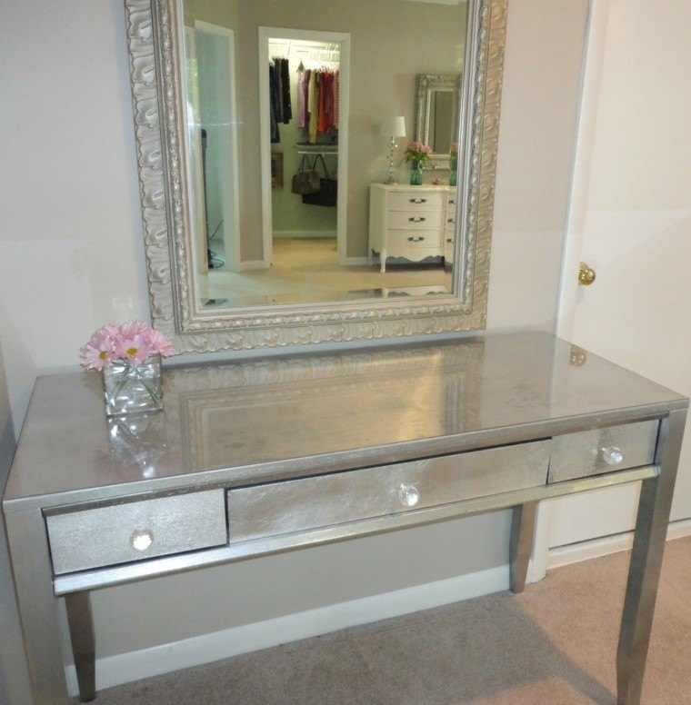 Espejos decorativos para dise os de muebles for Espejos originales recibidor