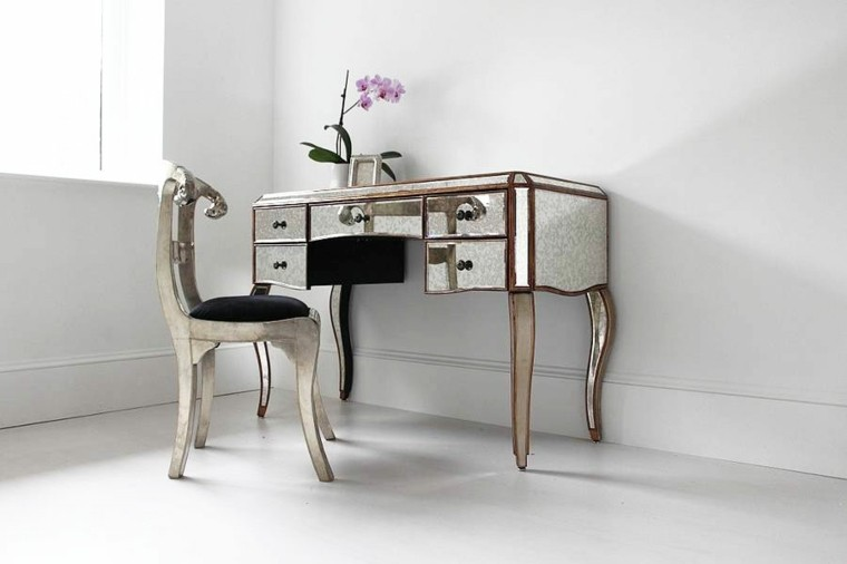 Espejos decorativos para dise os de muebles for Muebles de espejo