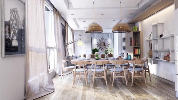 mesas de cocina madera