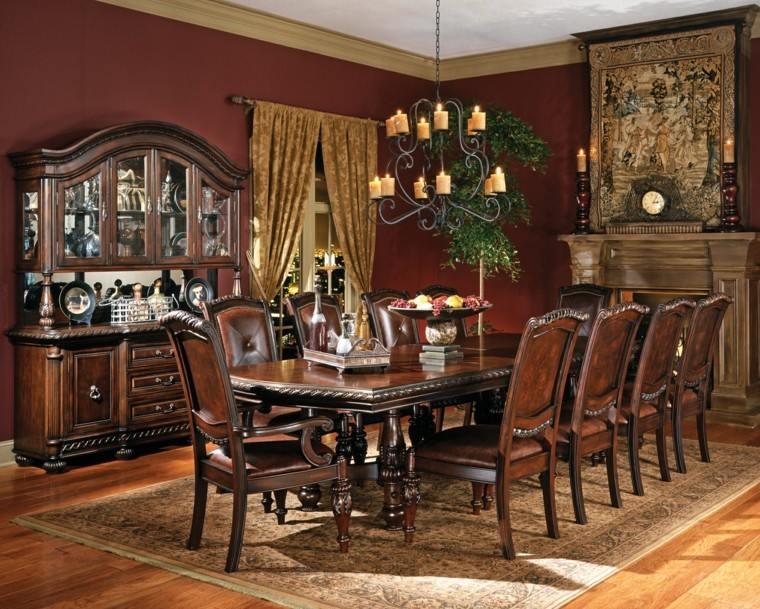 Mesas de comedor y sillas de comedor ideas excepcionales - Estilos de comedor ...