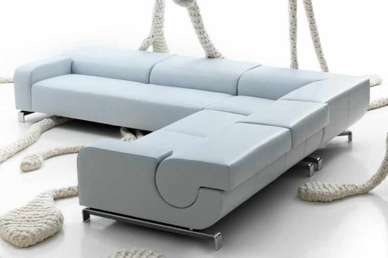 metal base sofa tejido plegable
